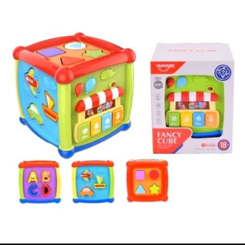 Foto Produk fancy cube/mainan edukasi balita dari HM (hamanda) toys