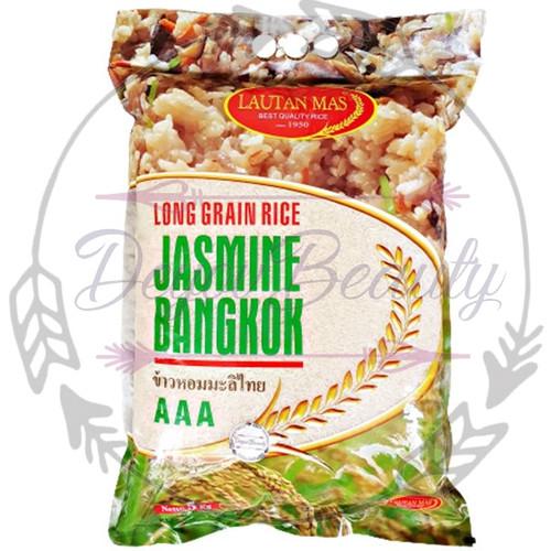 Foto Produk Beras Thailand Wangi/ Beras Bangkok Jasmine/ Long Grain Rice Grade AAA dari Deyovbeauty