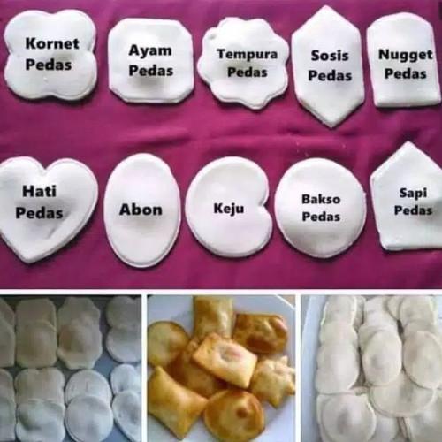 Foto Produk Cireng isi pedas, isi 10 rasa, homemade dari Lalapo Shop