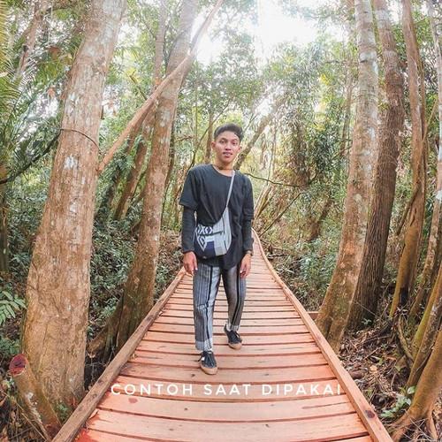 Foto Produk Tas Selempang MINI Tenun Etnik Lombok dari nasoproject