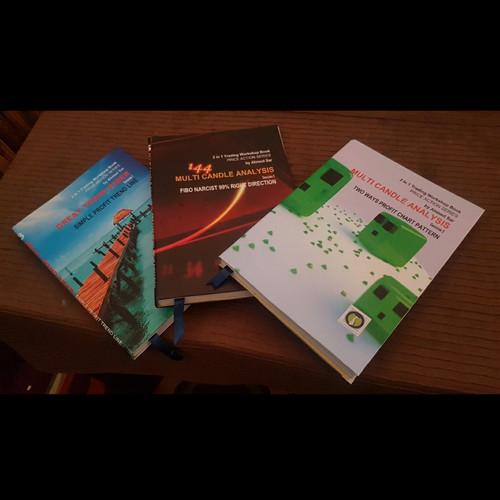 Foto Produk Paket Khusus 2 Buku Intermediet + 1 Buku Basic dari FX University Asia