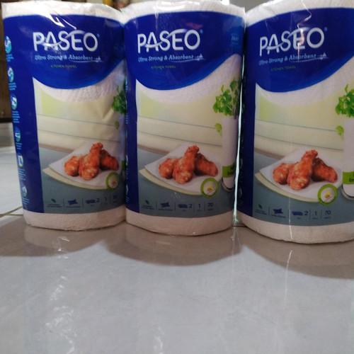 Foto Produk paseo kitchen towel 3 roll dari Gudang Snacks