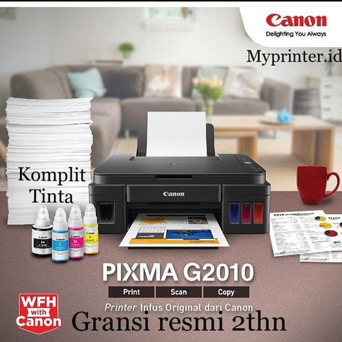 Foto Produk Printer Canon G2010 PROMO SPECIAL dari myprinter.id