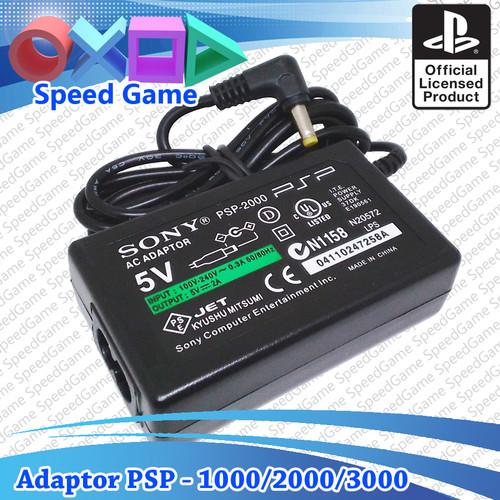 Foto Produk Adaptor PSP Charger 1000/2000/3000 dari Speed Game