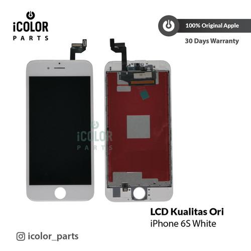 Foto Produk LCD iphone 6S White Kualitas Ori dari iCOLOR Service
