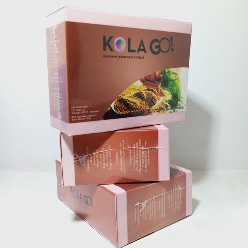 Foto Produk Kolago Obat Nyeri Sendi Dan Nutrisi Tulang 100% Original dari Al - Mubarok Store