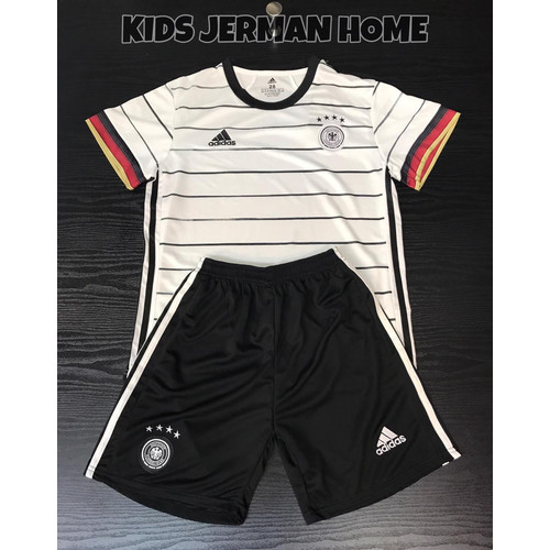 Foto Produk jersey baju bola kids anak jerman home piala eropa 2020 grade ori dari FS SPORT JERSEY