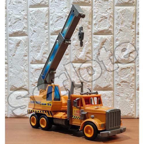 Foto Produk Mainan Truk Crane / Mobil Mobilan Anak dari PARASINDOCELL