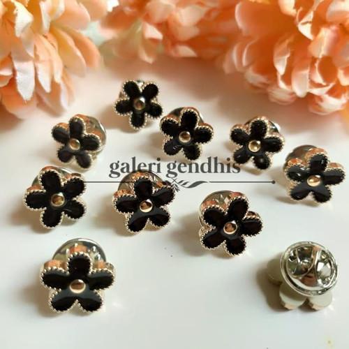 Foto Produk Peniti Hijab Jilbab Pin Kecil Mungil Motif 2 - Peniti Impor - Bros Pin dari Gendhis_23