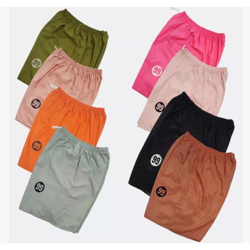 Foto Produk [Lusinan] Celana Pendek Santai - Rumahan - Banyak Warna dari Supplier_Tanahabang