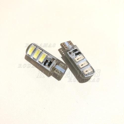 Foto Produk T10 SEN SEIN SENJA LED HIGH QUALITY 16 TITIK MOBIL MOTOR dari Rodamas