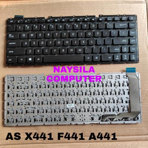Foto Produk Keyboard Asus X441 X441S X441U X441UB X441M X441MA X441B X441N X441NA dari Naysila computer