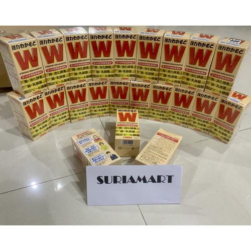 Foto Produk STRONG WAKAMOTO 1000 butir asli japan 100% dari SuriaMart
