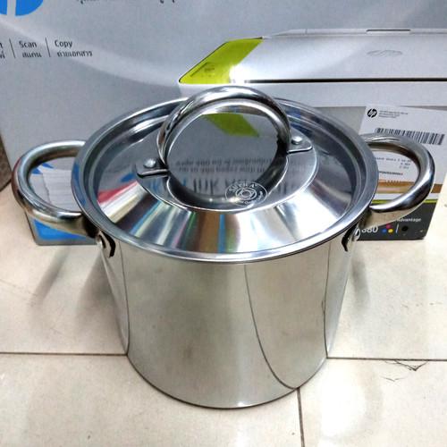 Foto Produk Panci SUPRA Stock Pot Stainless 8QT dari lapak_jovan