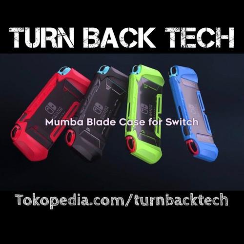 Foto Produk Mumba Blade Case Nintendo Switch - Hitam dari turn back tech