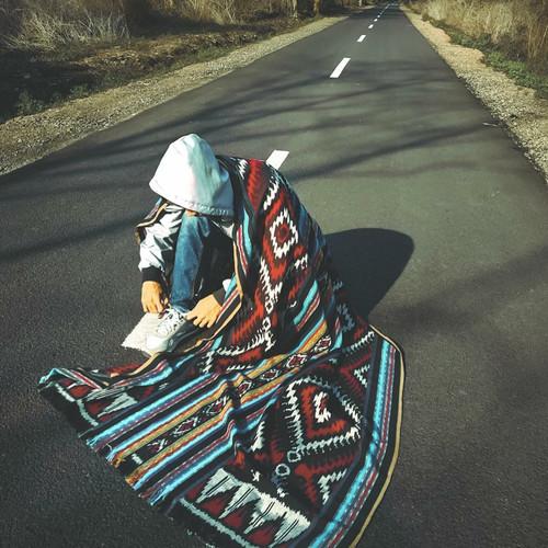Foto Produk Kain Tenun Blanket Etnik Toraja BLH830 dari ethnicapparelstore