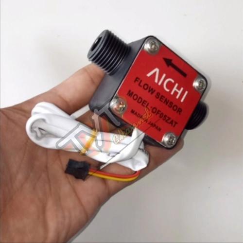 Foto Produk Water Flow Sensor AICHI 1/2 Inc dari Paket Sparepart pommini