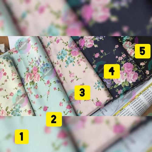Foto Produk Kain Bahan Katun Jepang Tokai ORI Gamis Tunik Kemeja Sprei Sarung S26 - No.5 dari Indo Kain