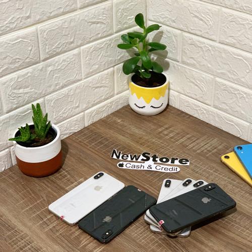 Foto Produk Iphone x 256gb second original fullset mulus ex inter - grey dari Newstore tangerang