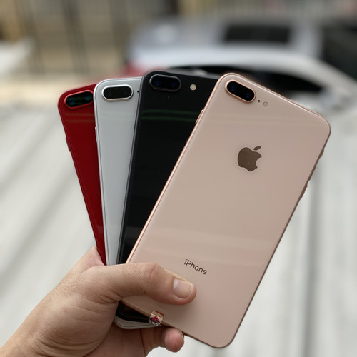 Foto Produk Iphone 8 plus 64gb second mulus original ex inter - red dari Newstore tangerang