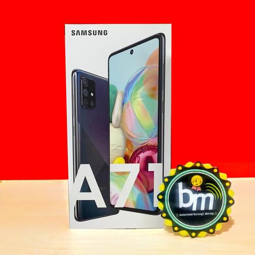 Foto Produk Samsung Galaxy A71 8/128 - RAM 8GB / ROM 128GB - Garansi Resmi dari Azkhal_bm