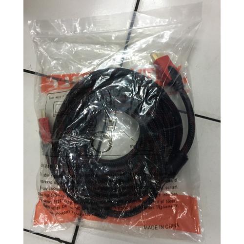 Foto Produk Kabel HDMI Jaring Vers 1.4 15M dari Moro Com