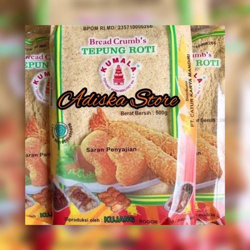 Foto Produk Tepung Panir (Tepung Roti) Halus Kumala 500 gr dari Adiska Store