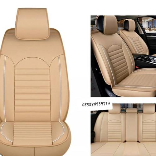 Foto Produk sarung jok mobil xpander ultimate dari C.L.S (Cover Leater Seat)