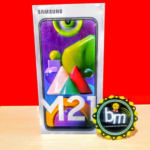 Foto Produk Samsung Galaxy M21 4/64 GB Garansi Resmi SEIN dari Azkhal_bm