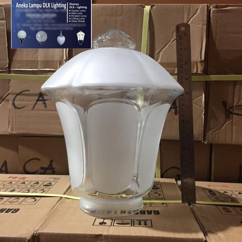 Jual Hanya Kaca Tf 31 Besar Dlx Lighting Lampu Taman Pilar Jakarta Timur Anekalampu Dlx Lighting Tokopedia