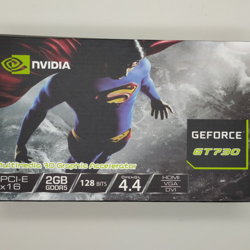Foto Produk VGA NVIDIA GT 730 2GB DDR5 128 BIT dari QUEENPROCESSOR