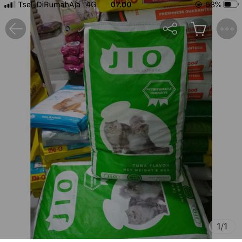 Foto Produk Jio 20 kg cat food hanya gojek dan greb dari Grosiran Petshop Bekasi