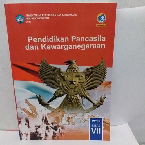 Foto Produk Buku Siswa PPKN kelas 7 Kurikulum 2013 dari TOKO BUKU RAMOEDYA