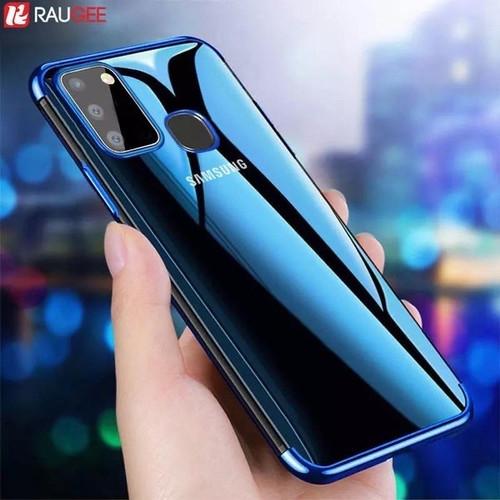 Foto Produk Case Samsung Galaxy A21S Case Plating Premium Softcase dari BENNY ACC