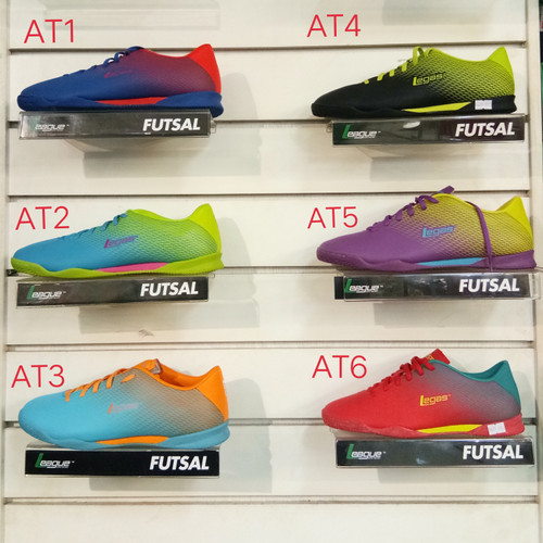 Foto Produk SALE!! Sepatu Futsal Legas ATTACANTI dari ROCKETS MISSION
