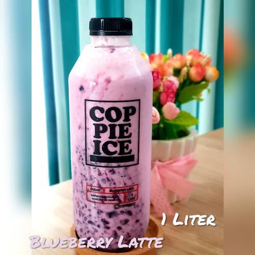 Foto Produk Blueberry aice Latte dari COPPIEICE