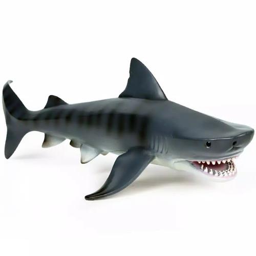 Foto Produk mainan ikan hiu Tiger shark dari hadysell