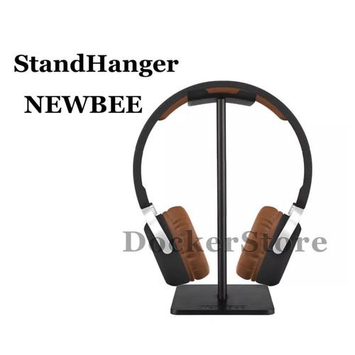 Foto Produk Stand Hanger Headphone / Gantungan Headphone / Stand Hanger Earphone - Hitam dari docker