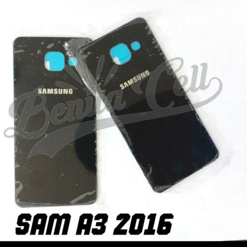 Foto Produk Samsung A3 2016 A310 Tutup Belakang Baterai Backdoor Back Door dari BWIN ACC