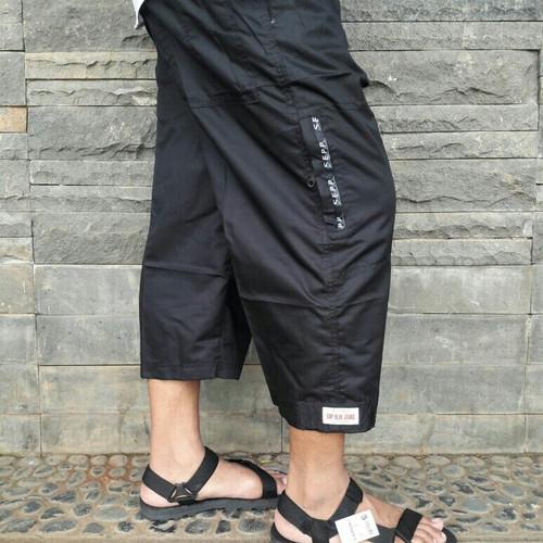 Foto Produk celana sirwal jogger muslim pria - merah hati dari al izman