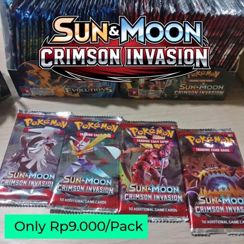 Foto Produk Kartu Sun & Moon Series New Collection ; Pokemon Trading Card Game - Champion's Path dari HausJo