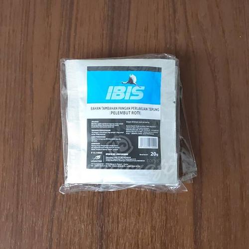 Foto Produk Pelembut roti Ibis blue 4*20gr dari sugarcraft