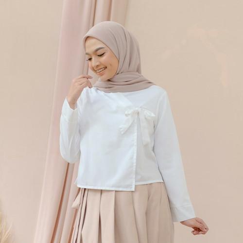 Foto Produk Hanbok Casual Top White dari sheenofficial