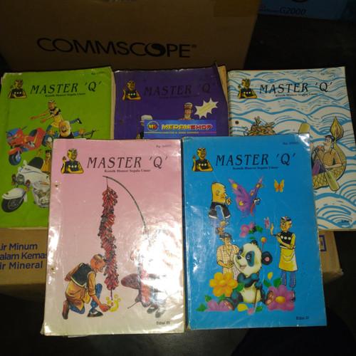Foto Produk Komik Jadul Master 'Q' dari MEDANSHOP.net