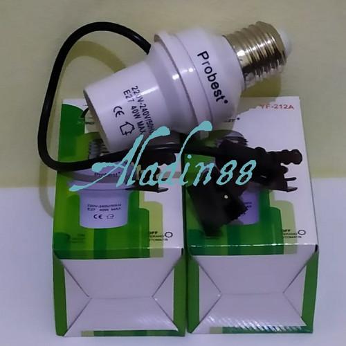 Foto Produk Fitting lampu Sensor Cahaya Otomatis dari Aladin88