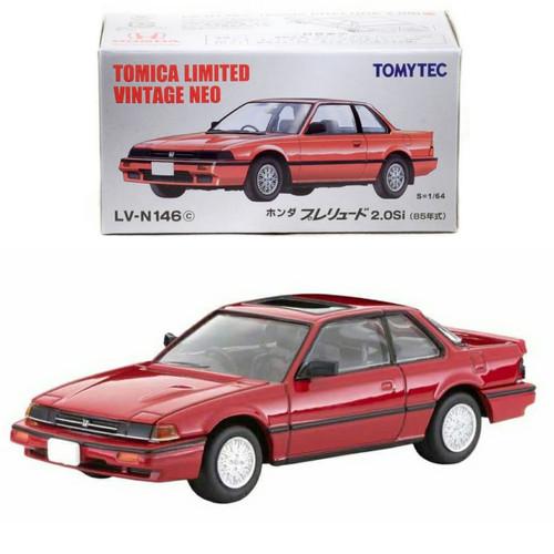 Foto Produk Tomica Limited Vintage LV-N146c Honda Prelude 2.0Si Red dari Vovo Toys