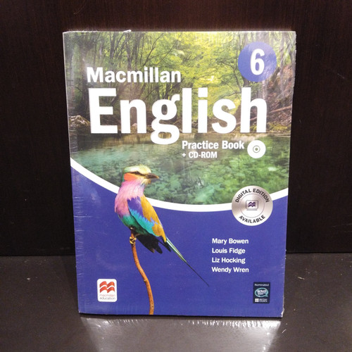 Foto Produk MACMILLAN ENGLISH 6 Practice Pk dari idi-Ridi