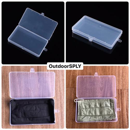 Foto Produk Kotak Masker Holder Tempat Simpen Masker Sensi Storage Box B dari OutdoorSPLY