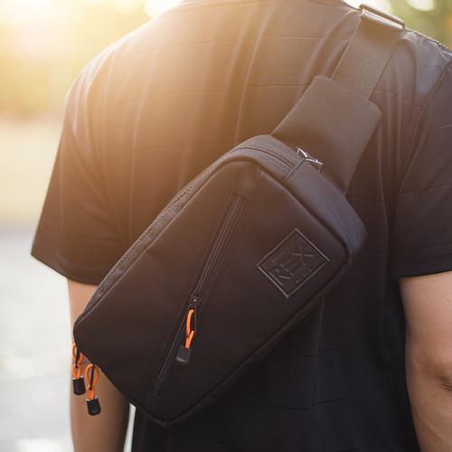 Foto Produk Rex sling bag - Black dari Rexdesign.id