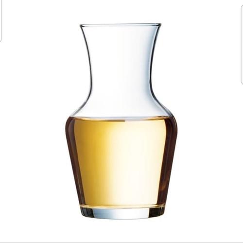 Foto Produk Gelas Carafe/ Gelas Vas / Decanter / Gelas Kaca / Gelas Ballon / 300ml dari Tensocien shop
